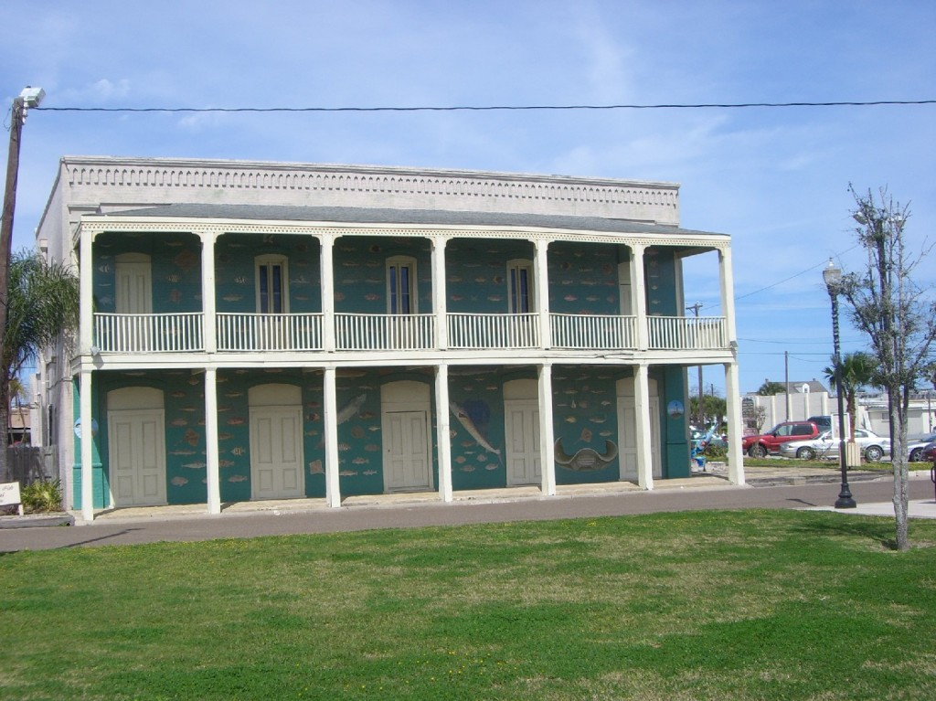 General store as it looks now - it's a museum