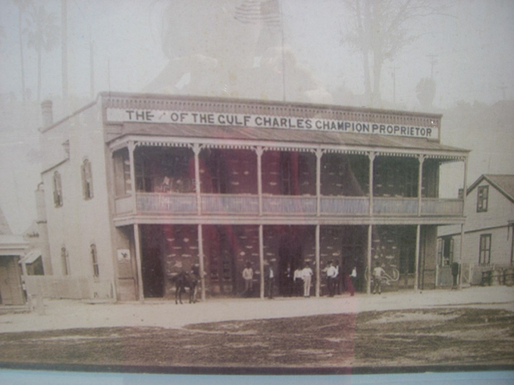 Picture of the old store