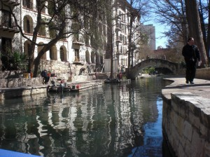The RiverWalk is definitely beautiful.  We enjoyed our boat trip.